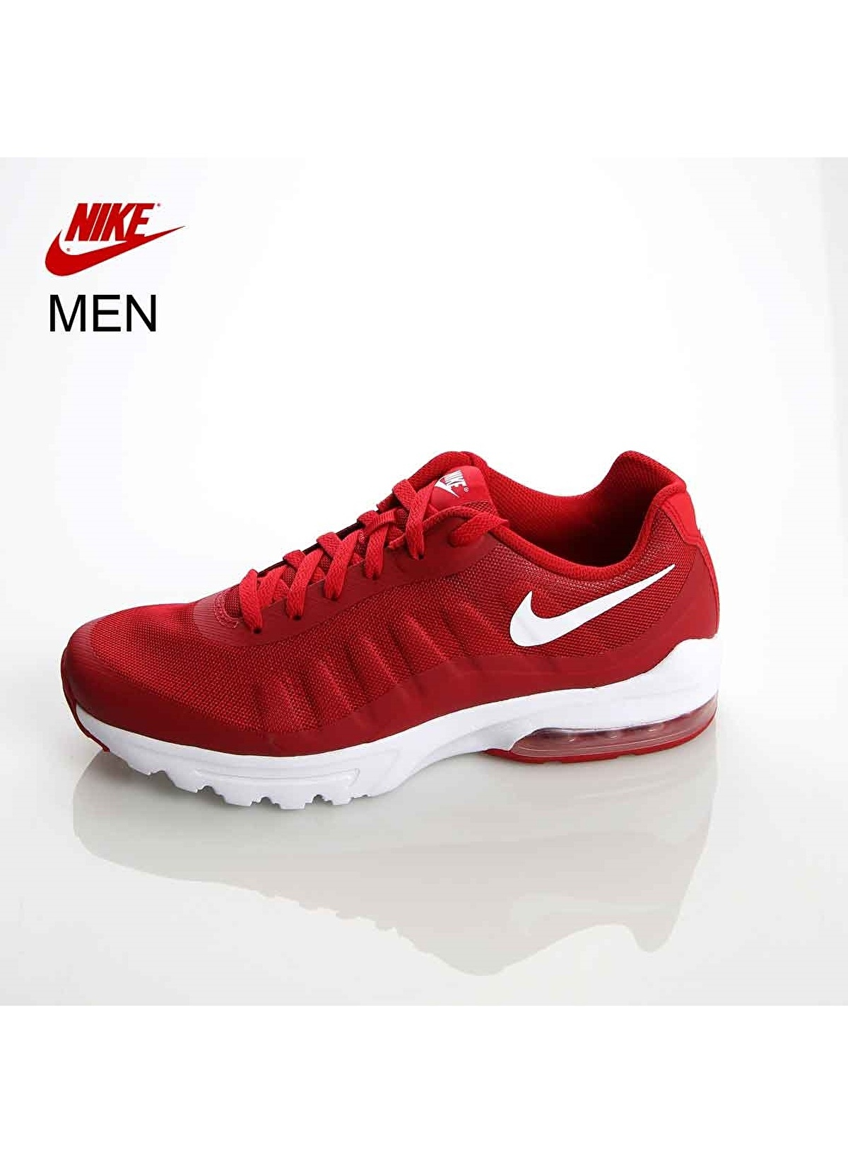 571c1155ad445 Nike Erkek Nike Air Max invigor Gym Red/White   Morhipo   17109018